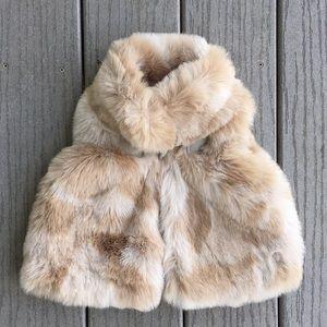 Baby Fur Vest